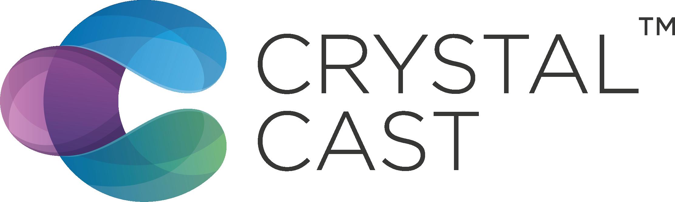 Crystal Cast Logo