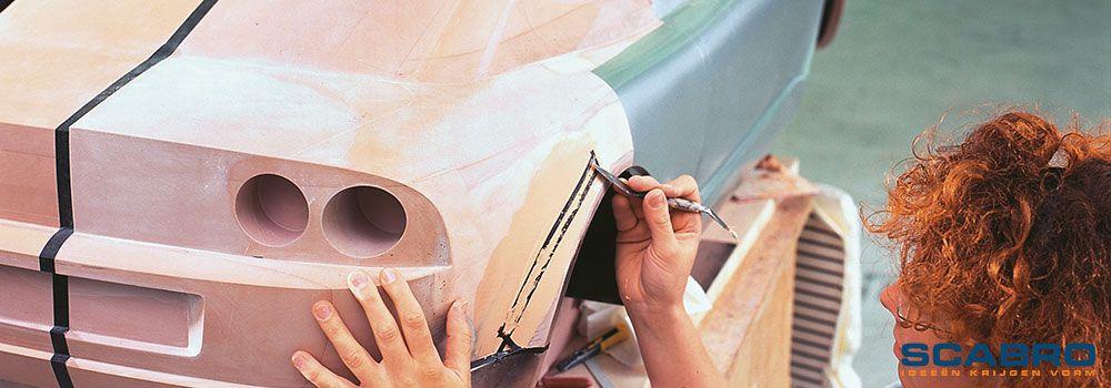 SikaBlock blokmaterialen voor designstudies, proefmodellen en one-off's.